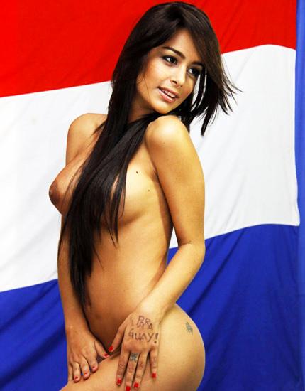 Larissa Riquelme video porno
