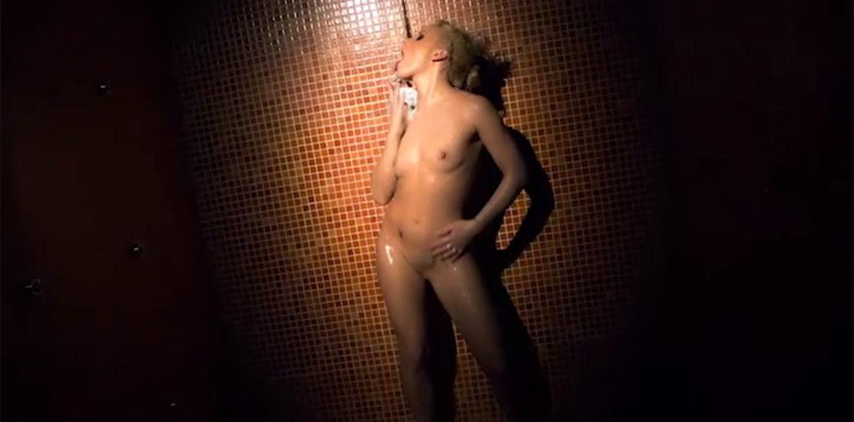 Una ducha erótica