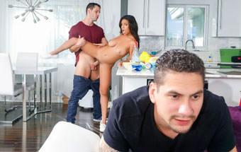 Latina anale Porn Tube